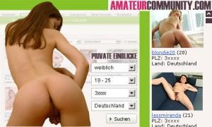 private Amateur Sexkontakte